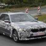 2017 BMW 5 Series Touring, фотографии, технические характеристики