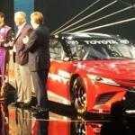 Автомобиль NASCAR показал дизайн 2018 Toyota Camry?
