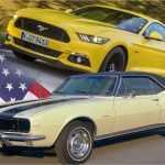 Лучшие Американские спортивные автомобили