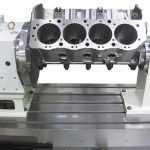 Видео о том, как из алюминиевого бруска можно сделать блок двигателя