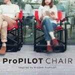 Автономное кресло от Ниссан- это не шутка!