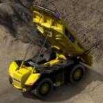 Коматсу разрабатывает самоуправляемый грузовик