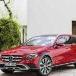 Mercedes-Benz E-Class получил вседорожную версию All Terrain