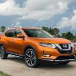 Американский Nissan X-Trail превратили в гибрид