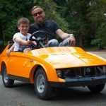 Британцы создали автомобиль для обучения водителей в возрасте от 5 лет