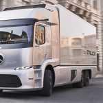 Mercedes-Benz обновил электрогрузовик Urban eTruck