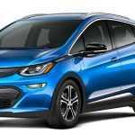 Chevrolet Bolt оказался дальнобойнее Tesla Model 3