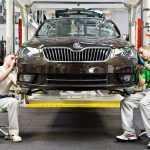 С начала года в Украине выпустили менее трёх тысяч легковых авто
