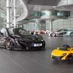 McLaren выпустил детский суперкар