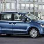 Volkswagen Sharan оснастили комплектом из нового дизеля и 4×4