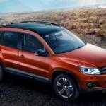 Озвучены новые цены на Volkswagen Tiguan