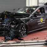 2017 Mercedes-Benz E-Class получил максимальные оценки безопасности в EuroNCAP