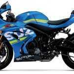 Новый мотоцикл 2017 Suzuki GSX-R1000