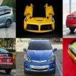Сколько существует видов гибридных автомобилей?