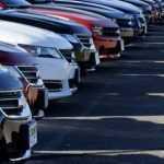 Продажи автомобилей в России с января по сентябрь 2016