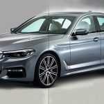 Обновление: Первая утечка официальных фотографий BMW 5-Серии 2017 года