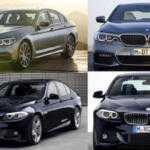 Сравнение 2017 BMW G30 и F10 5-й Серии