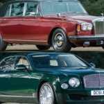12 автомобилей, принадлежащих Британской Королевской семье, выставлены на аукцион