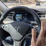 Tesla продемонстрировала работу автопилота [Видео]