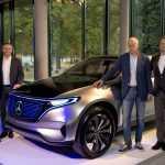 Mercedes-Benz определился с местом производства серийного электромобиля