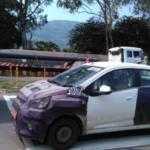 Chevrolet Essentia на шпионских фото