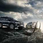 Toyota Land Cruiser 200 Executive Black / White – стартовал прием заказов