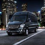 Ателье Brabus представило микроавтобус Sprinter за 225 тысяч евро