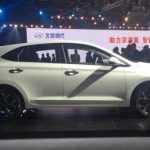 Дебютировал хэтчбек Hyundai Solaris нового поколения