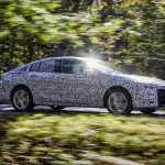 Opel начал рассекречивать Insignia второго поколения