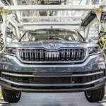 Škoda запустила производство кроссовера Kodiaq
