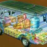 Первому электрическому минивэну GM с топливными элементами исполняется 50 лет