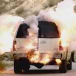 В новом автошоу экс-ведущих Top Gear уничтожены 27 автомобилей