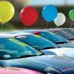 Замедление падения рынка новых автомобилей в октябре 2016 года