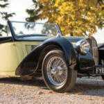 Редкий Bugatti Type 57S Cabriolet продадут через аукцион