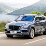Bentley впервые отозвала внедорожник Bentayga