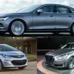 Названы финалисты конкурса «Североамериканский автомобиль года»