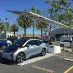 В США создадут трансконтинентальные коридоры зарядных станций