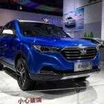 Китайский кроссовер FAW X40 появится на рынке в 2017 году