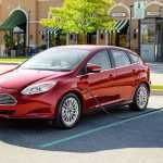 Электромобиль Ford Focus получил увеличенный в 1.5 раза запас хода