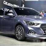 Седан Hyundai Celesta дебютировал в Китае