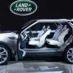 Автомобили Land Rover и Jaguar узнают владельцев в лицо