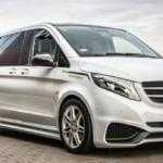 В Carlex Design поработали над Mercedes-Benz Vito
