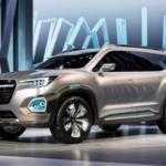 Subaru рассекретила новый SUV