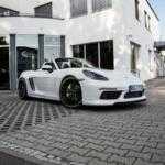 TechArt предложили новый дизайн для Porsche 718