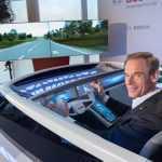 Автомобили ближайшего будущего: футуристический, но реалистичный прогноз от председателя правления Bosch Фолькмара Деннера