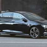 2017 Opel Insignia, первые фотографии без камуфляжа