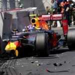 Видео: Подборка аварий Формула 1, сезон 2016 года