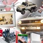 Лучшие новогодние подарки для любителей автомобилей