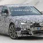 2018 Audi A8 готовится бросить новый вызов флагманским конкурентам