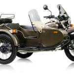 Урал выпустил юбилейную спецверсию мотоцикла